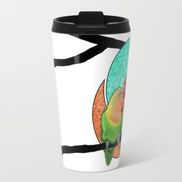 Lovebirds Travel Mug