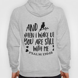 You are never alone Hoody