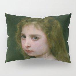 "William-Adolphe Bouguereau ""Jeanne"" Pillow Sham"