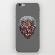 Zombie Wolf iPhone & iPod Skin