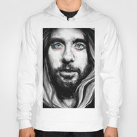 jared leto Hoodies featuring Jared Leto by KlarEm