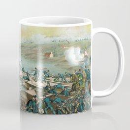 The Battle of Fredericksburg - Civil War Coffee Mug