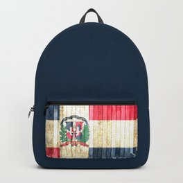 Dominican Republic Backpack