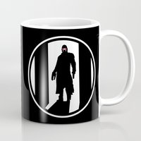 star lord Mugs featuring Star Lord by Comix