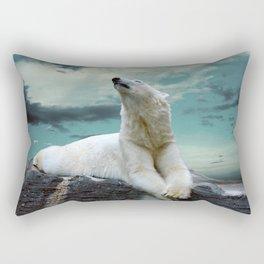 Polar Stretch Rectangular Pillow