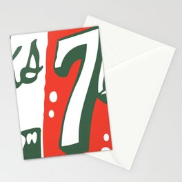 Old 7 Sign Stationery Cards