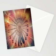 summer explosion Stationery Cards