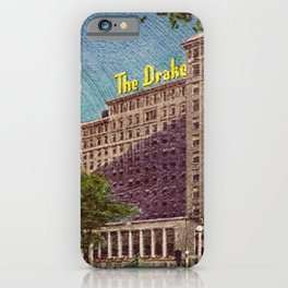 The Drake Chicago iPhone Case