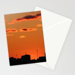 Sunset March 2018 Stationery Cards