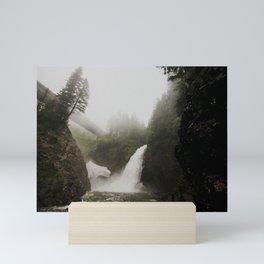 Snoqualmie Falls WA Mini Art Print