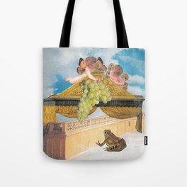 Stop Messing with Me - The Grapes of Wrath Tote Bag