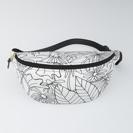 Happy Plants Fanny Pack