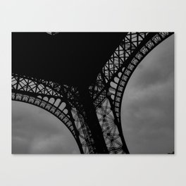 Tour Canvas Print