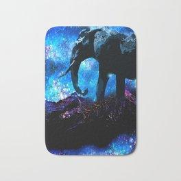 ELEPHANT DREAMS AND VISIONS AMONG THE STARS Bath Mat