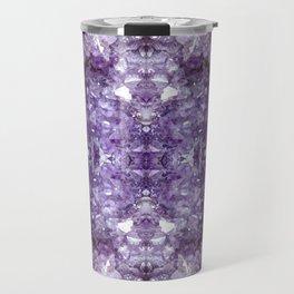 Reflected Amethyst Travel Mug