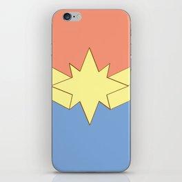 Carol Corps iPhone Skin