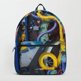 Wild Waves Water Slide Backpack