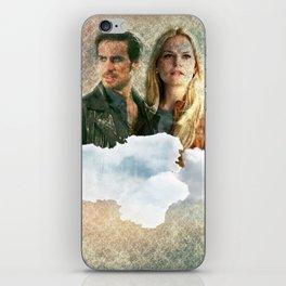 Captain Swan iPhone Skin