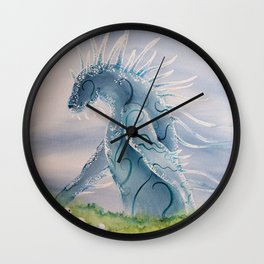 The Nightwalker Wall Clock