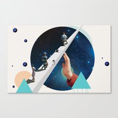 Time's Arrow Canvas Print