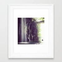 miyazaki Framed Art Prints featuring Miyazaki by Kumi Jono