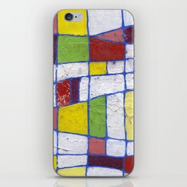 Colour Me Happy 1 iPhone Skin