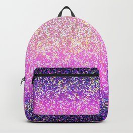 Glitter Graphic Background G104 Backpack