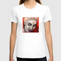 grace T-shirts featuring Grace by Helen Syron