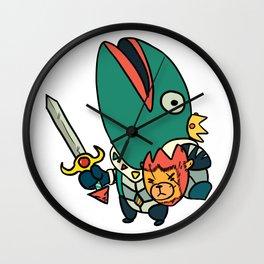 Fishboy The III Wall Clock