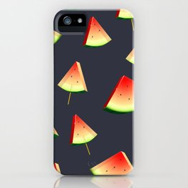 Crystal Watermelon iPhone Case