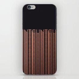 CUNT iPhone Skin