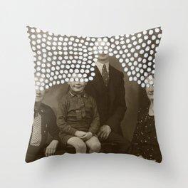 Haze Throw Pillow