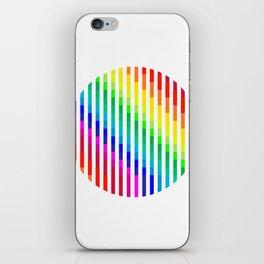 rayas iPhone Skin