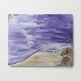 Twilight Ocean Metal Print