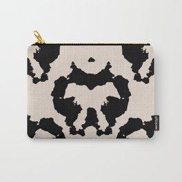 Rorschach inkblot Carry-All Pouch