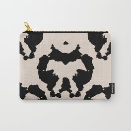 Rorschach inkblot Carry-All Pouch