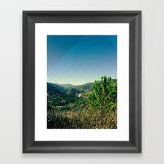 Cozy Dell Framed Art Print