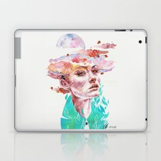 I Came to Earth to Haunt You Laptop & iPad Skin