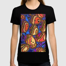 Colored Eggs T-shirt