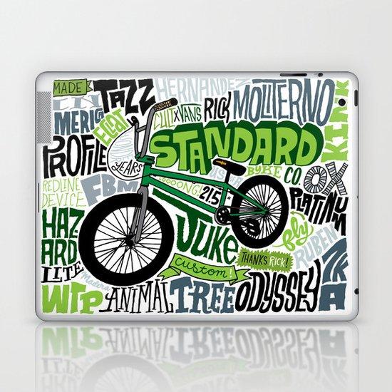 Standard! Laptop & iPad Skin