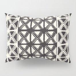 B&W Tribal Pillow Sham