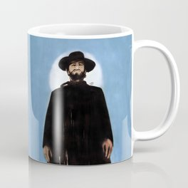 They'd Never Forget The Day He Drifted Into Town Coffee Mug