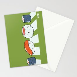 SUSHI ROAD Stationery Cards