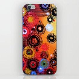 Circling iPhone Skin