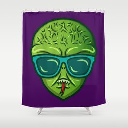 We Own the World Shower Curtain