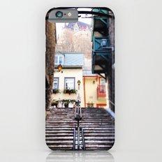 Old Quebec City Slim Case iPhone 6s