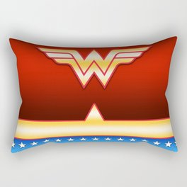 Wonder Woman Rectangular Pillow
