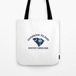 Seabrook Island - South Carolina. Tote Bag
