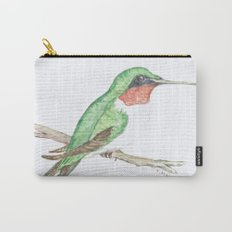 Hummingbird Jewel Carry-All Pouch