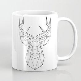 Deer with Jewel Coffee Mug